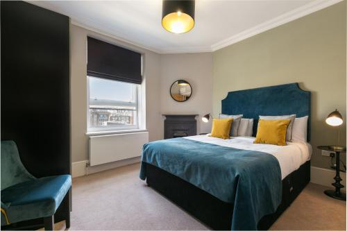 A bed or beds in a room at Native Covent Garden