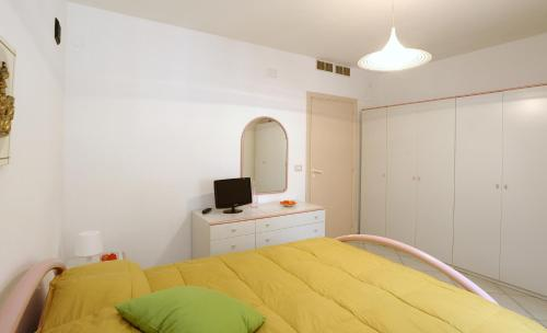 A bed or beds in a room at Amalfi Coast Houses