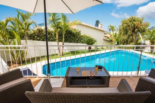 A piscina em ou perto de Villa America - by MHM
