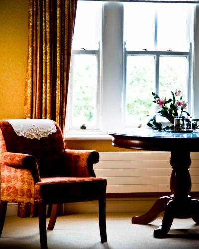 A seating area at Ardmore Country House