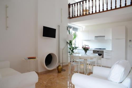 Seating area sa Le Terrazze a Ponte Milvio