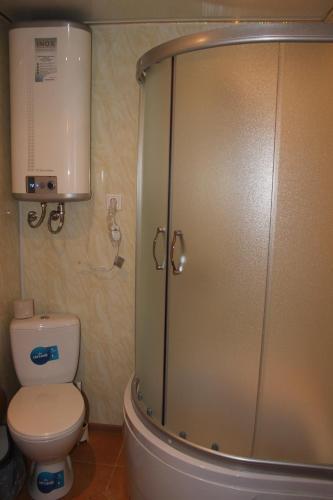Ванная комната в Ару-Кёль