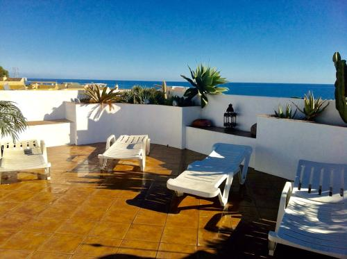 Penthouse With Private Roof Terrace And Jacuzzi Fuengirola