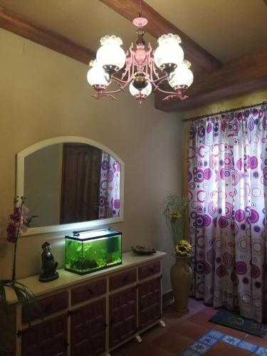 Una cocina o zona de cocina en Guest House Casa Tacoronte