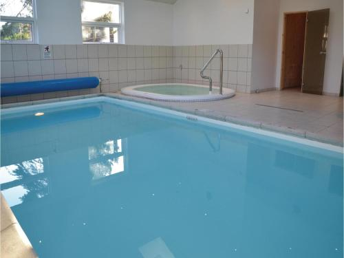 The swimming pool at or near Holiday home Smidstrup Strandvej Gilleleje XI