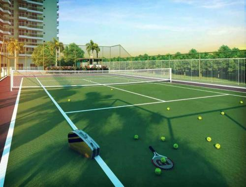 Tennis and/or squash facilities at Apart Hotel Rio Stay or nearby