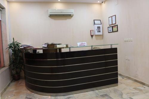 The lobby or reception area at Layal Wardiyah Furnished Units