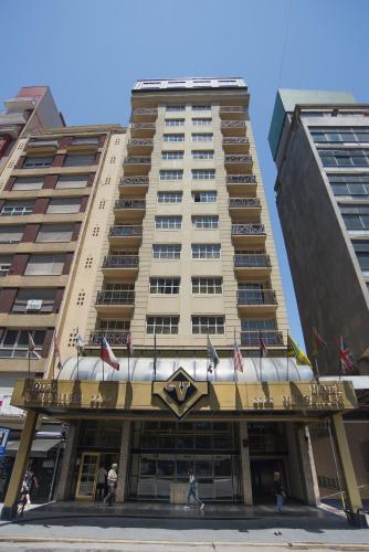 Hotel Versailles, Mar del Plata, Argentina - Booking.com