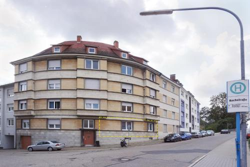 Ferien- und Monteurwohnung Bauknecht, Pforzheim