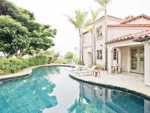 The swimming pool at or near Spectacular $12Mill Beach Mansion-Clear Ocean View