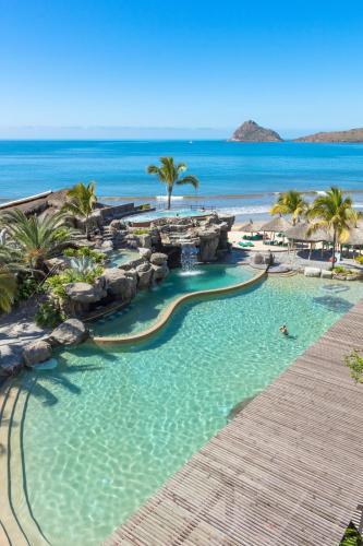 The swimming pool at or near Hotel Playa Mazatlan All Inclusive