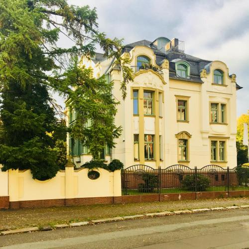 Appartment Villa am Bretschneiderpark