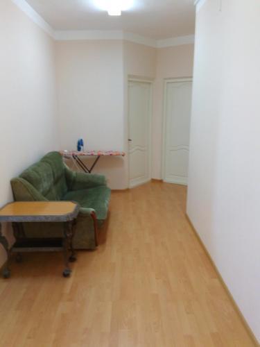 A seating area at Guest House Bereg Morya