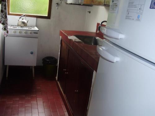 Una cocina o kitchenette en Portobello Apartment