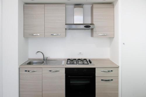 A kitchen or kitchenette at Bligny 42 - Bocconi