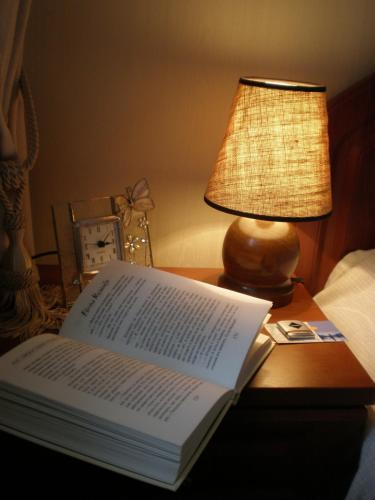 Кровать или кровати в номере Баттерфляй Отель