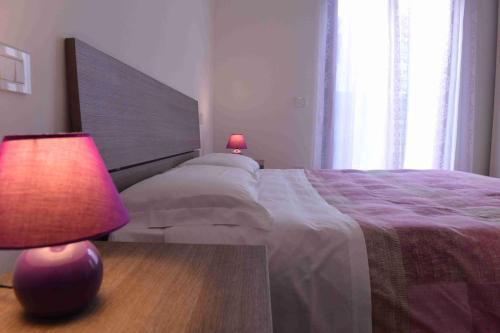 Letto o letti in una camera di Residence Boschetti