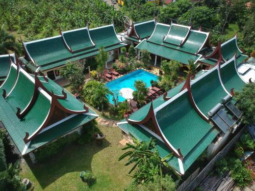 Kurortnyj Otel Baan Wanicha Tailand Plyazh Bang Tao Booking Com