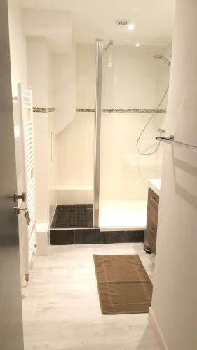A bathroom at Colocation de Tourisme Hypercentre