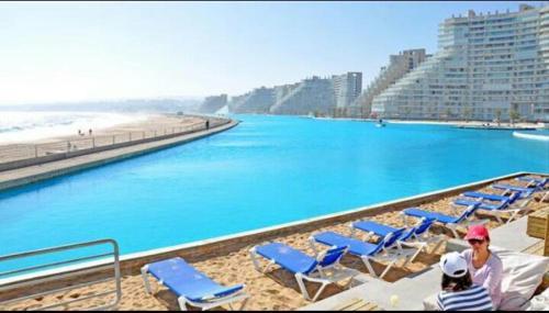 The swimming pool at or near San Alfonso Del Mar