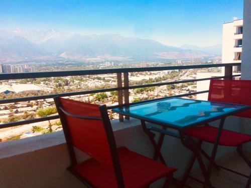 Un balcón o terraza de Home Studio with Amazing View