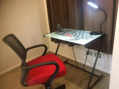 Zona de estar de Home Studio with Amazing View