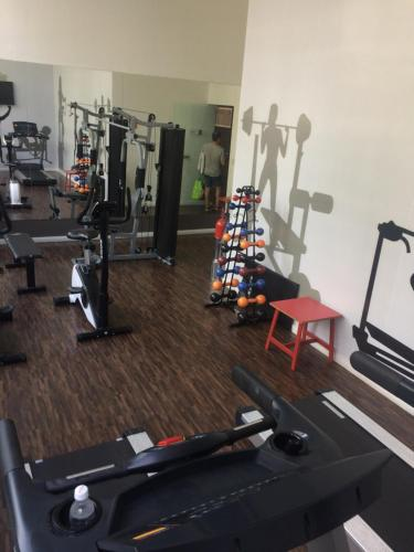 The fitness center and/or fitness facilities at Verano Stay Flat Trab E Relax