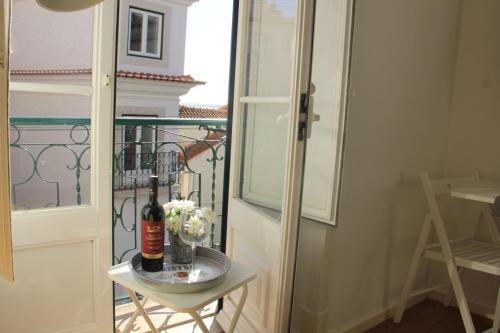 Balcó o terrassa a Tasty Lisboa Flat - Alfama 2