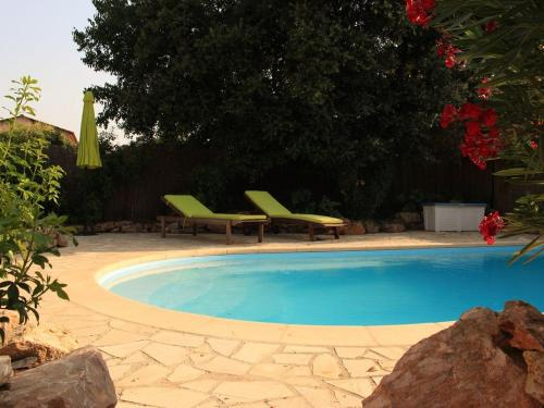 The swimming pool at or near Stone Cottage