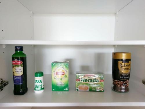 Drinks at Macquarie Resort Two Bedrooms Apartment B
