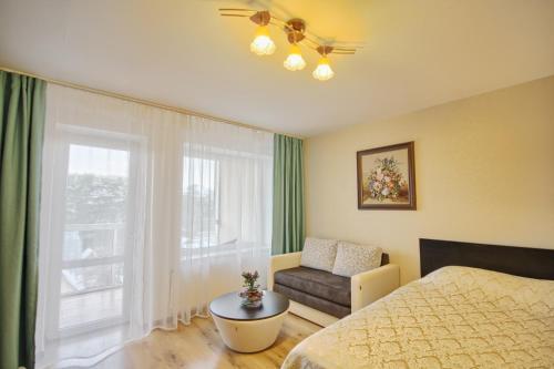 Lova arba lovos apgyvendinimo įstaigoje Spa Druskininkai Apartment