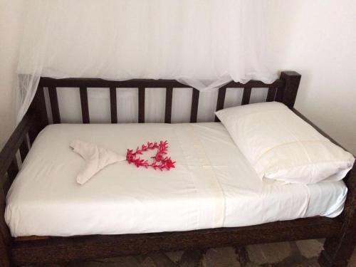 Кровать или кровати в номере Di. House