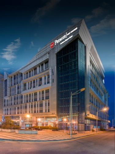 Best Western Premier Incheon Airport Hotel.