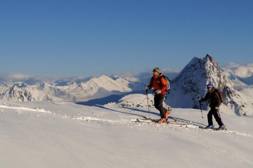 Skifahren in der Ferienwohnung oder in der Nähe