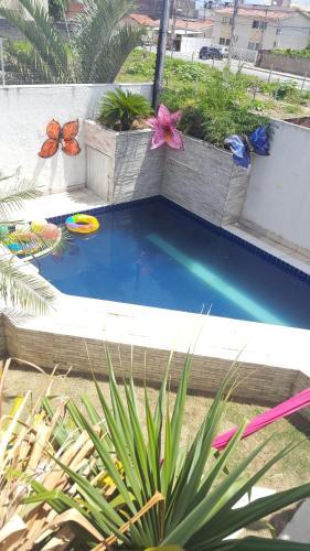 The swimming pool at or near Casa Branca