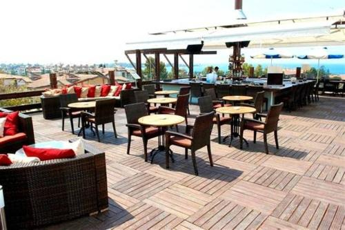 Restoranas ar kita vieta pavalgyti apgyvendinimo įstaigoje JOKER Side Hill Suite Hotel