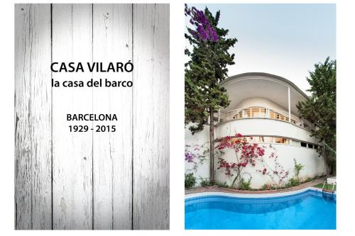 The swimming pool at or near La Casa del Barco