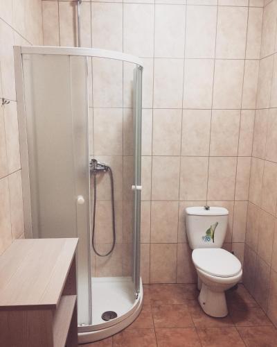 A bathroom at Lida Mini-hotel