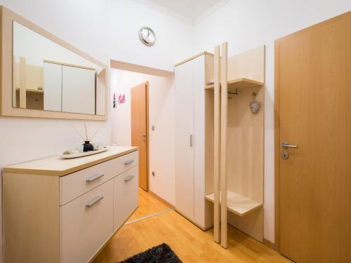 Ein Badezimmer in der Unterkunft Bella Donna