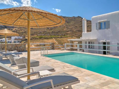 The swimming pool at or near Senses Luxury Villas & Suites