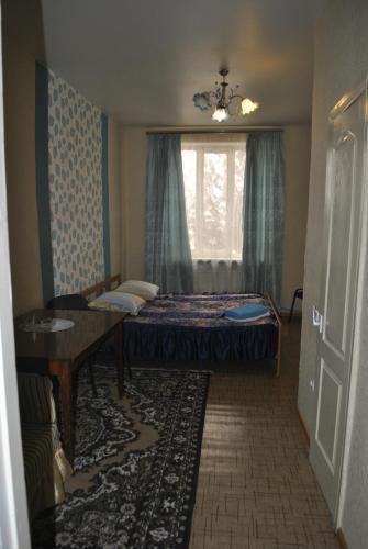 Кровать или кровати в номере PMK-2