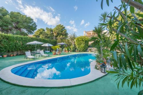 Der Swimmingpool an oder in der Nähe von Apartamento SAN ANDRES