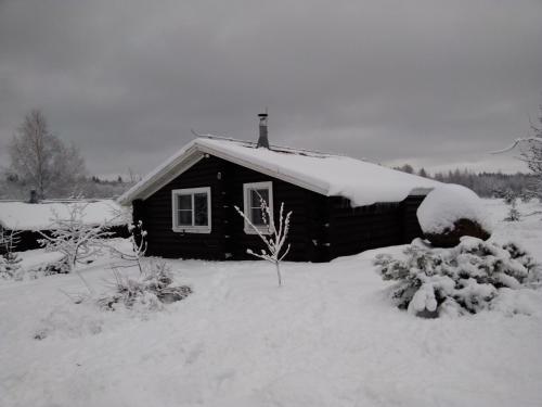 База отдыха Ерёмина Гора зимой