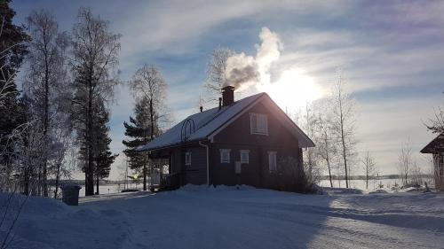 Topin Tuvat talvella