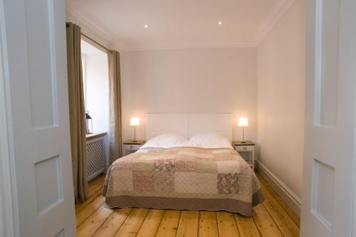 Un ou plusieurs lits dans un hébergement de l'établissement Residence Perseus