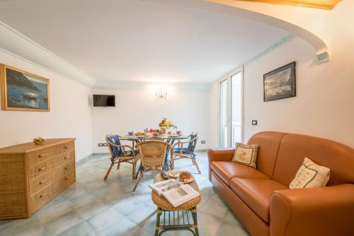 Posedenie v ubytovaní Ricciolo d'oro 2