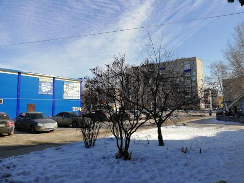 Apartment Na Ostrovskogo зимой