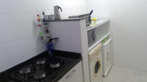 Una cocina o zona de cocina en Elizabeth Helena