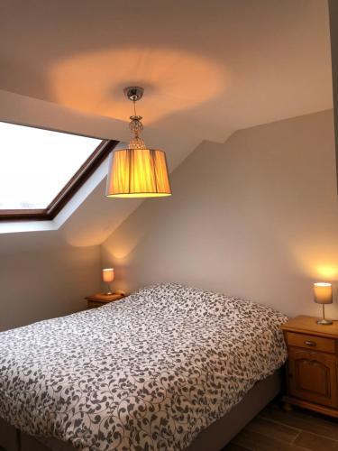 Un ou plusieurs lits dans un hébergement de l'établissement Sainte Catherine Terrace