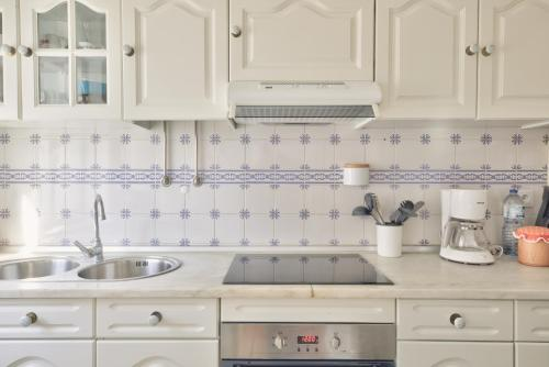 A cozinha ou kitchenette de Casa Do Bico